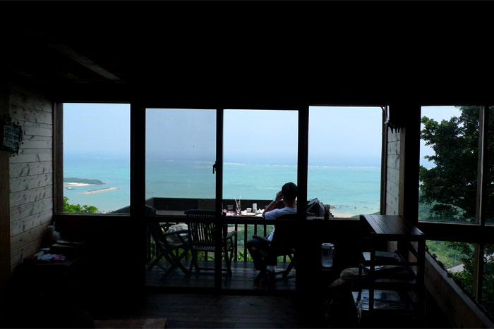 沖縄 カフェ風樹