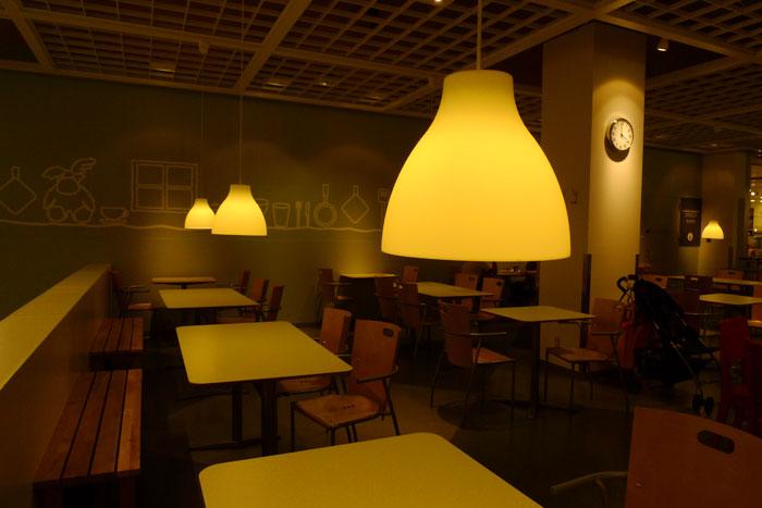 IKEAカフェ