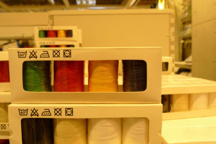 IKEAの糸セット