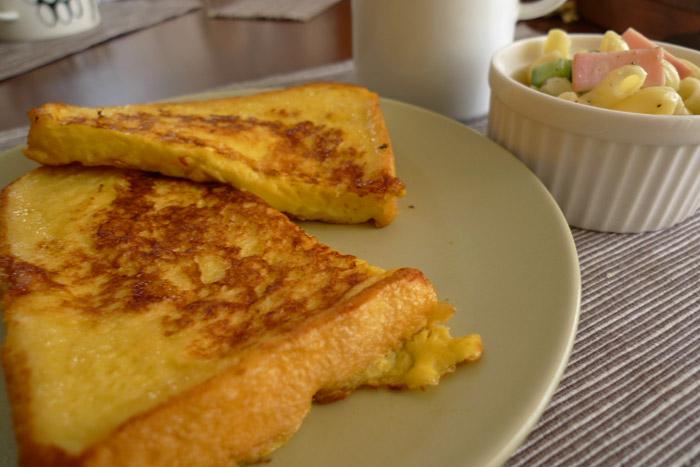 土曜日の朝食