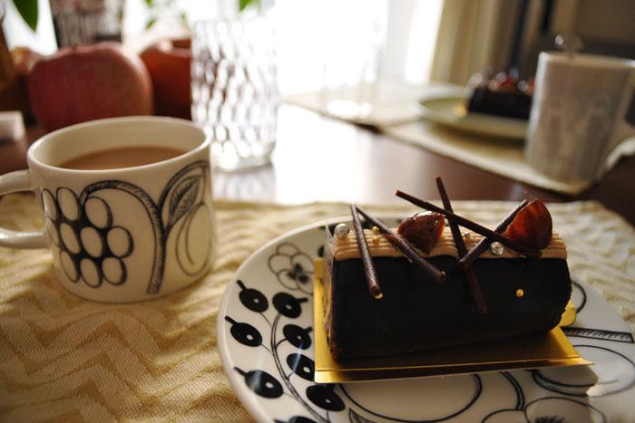 クリスマス後ケーキ