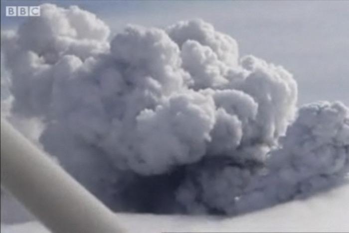 気になる火山灰