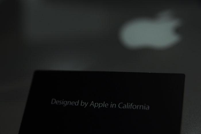 アルミのりんご