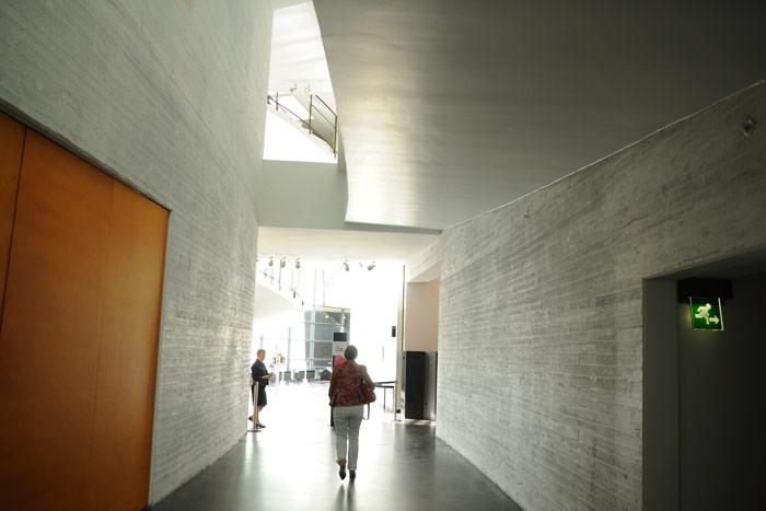 キアズマ(ヘルシンキ現代美術館)