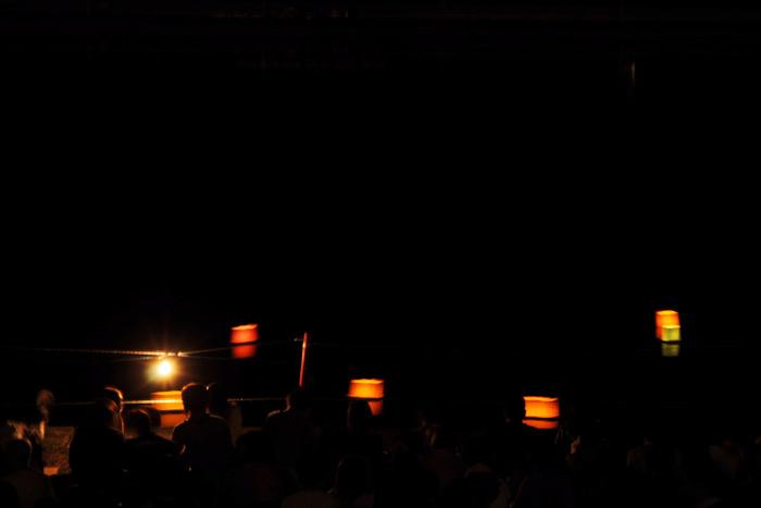南丹市やぎの花火大会