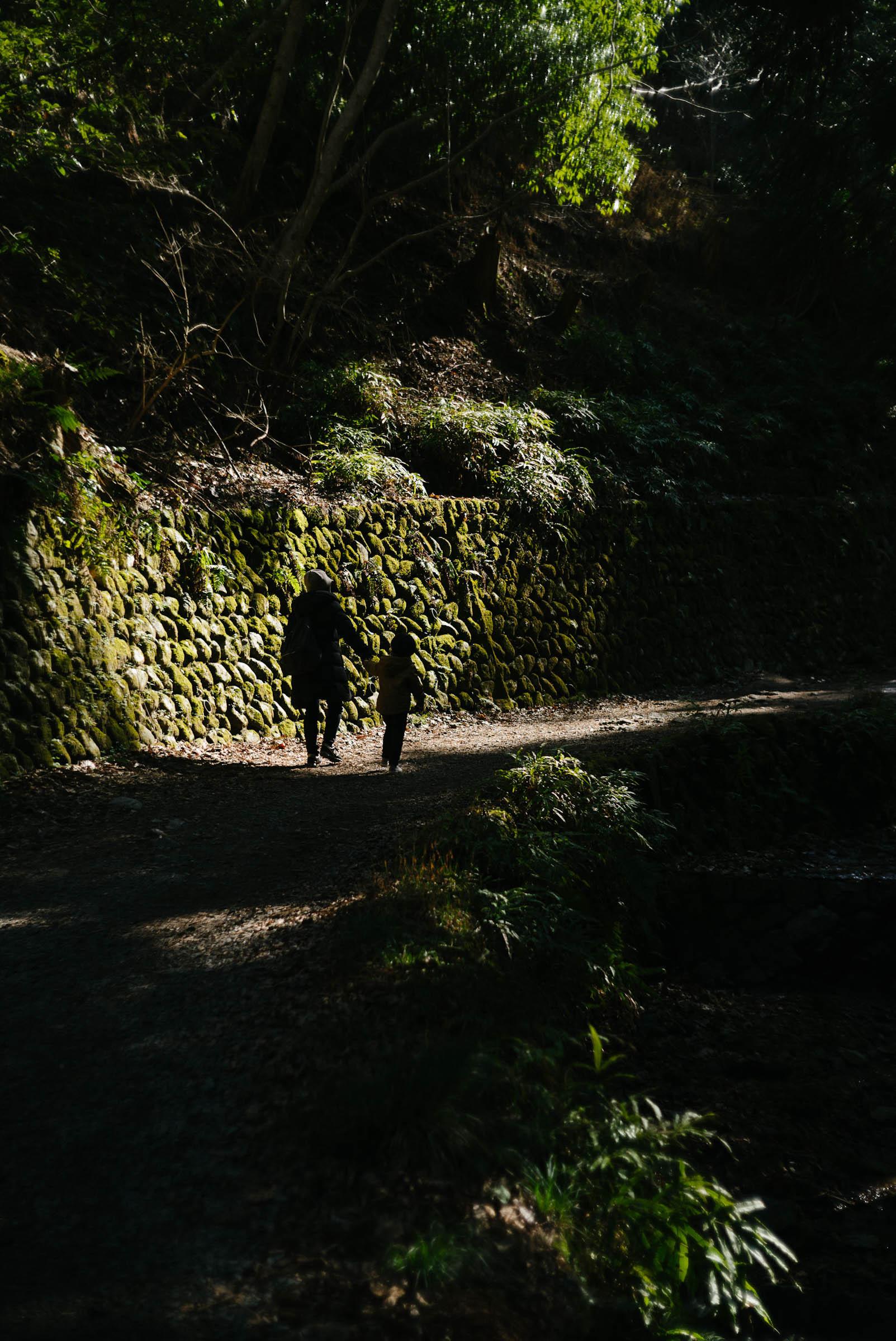 大文字山を歩く